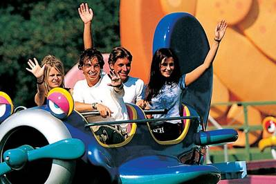 Theme parks in Italy